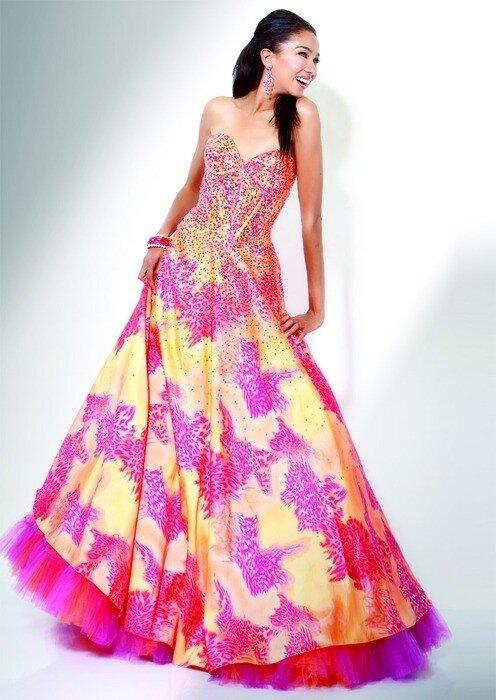 Дизайнерские платья - Jovani 2011.