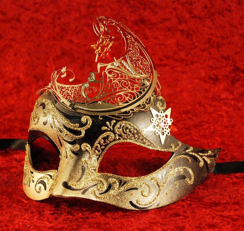 Карнавальные маски (венецианские и другие) - Фorum RISE-N-FALL - photo#19