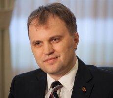 Евгений Шевчук подтвердил курс Приднестровья
