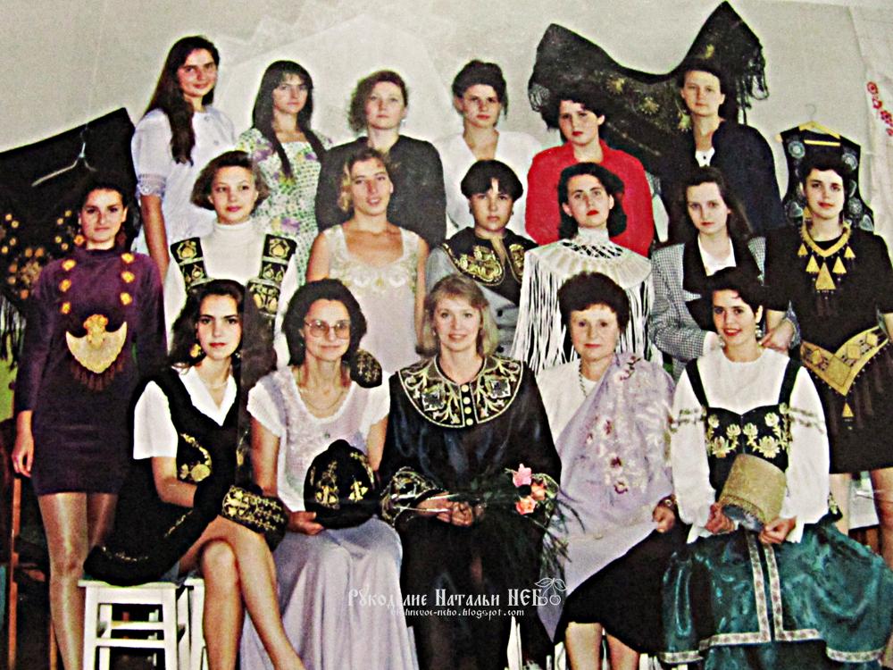 дипломы выпускниц Торжокской профтехшколы