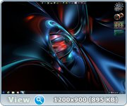 Windows7 Ultimate x86 (v.0.2) (2012) [By Simart] [Rus/Eng]
