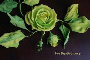 Цветы из фоамирана - Страница 6 0_1755e0_44b3b2d3_M