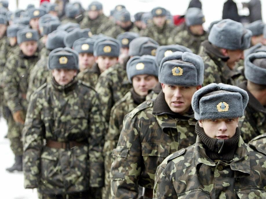 Гомосексуализм в крымской армии