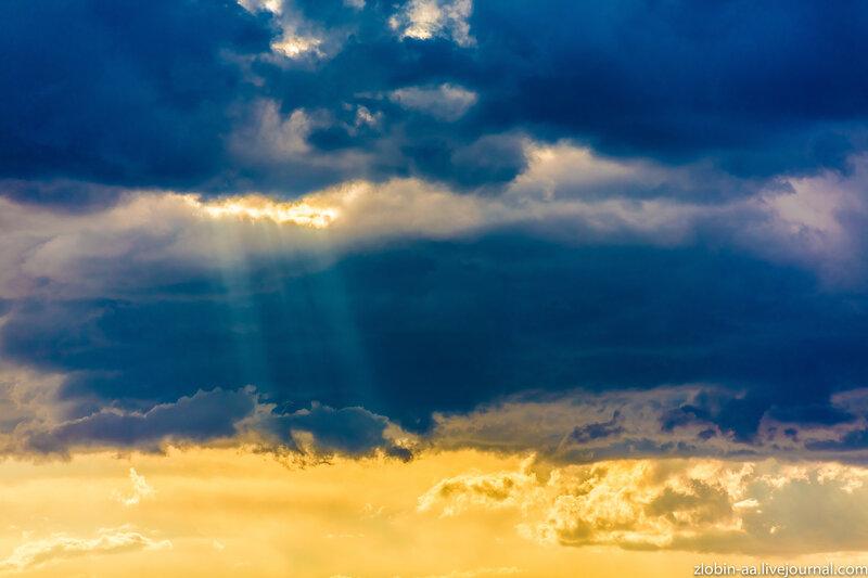 Поджигаем небо