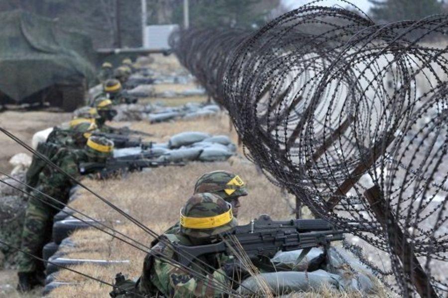 Южная Корея сообщила, что военная активность КНДР увеличилась