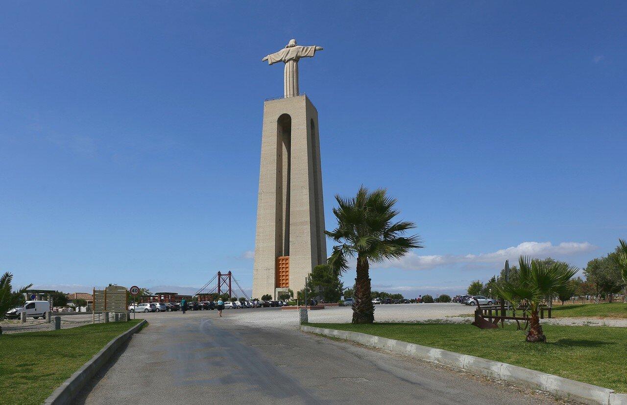 Cristo Rei monument, Lisbon