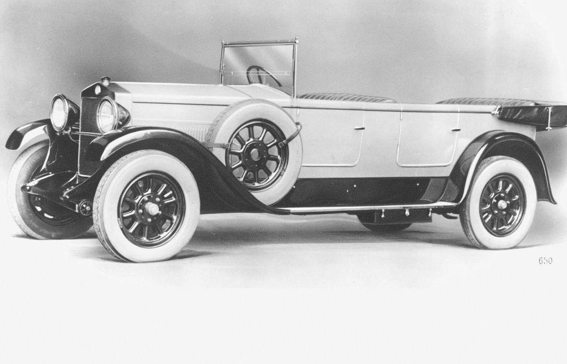 5 Cadillac LaSalle (1927)