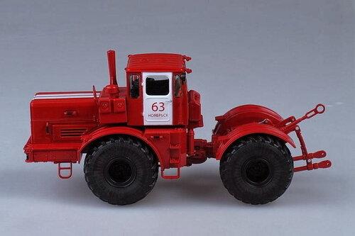 Ssm russische traktor kirovets k feuerwehr