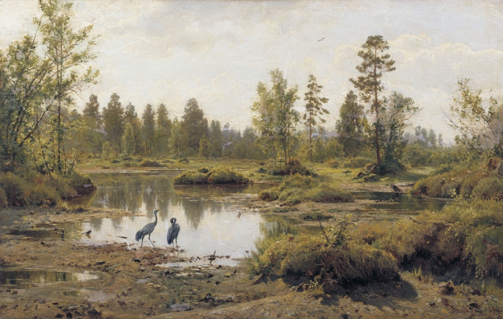 Шишкин Иван Иванович (1832-1898)