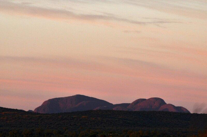 Гора Ката Тьюта