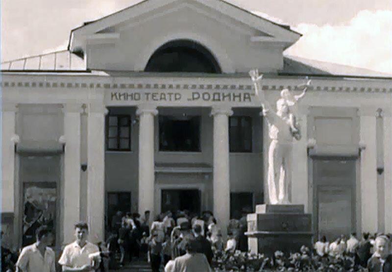 Проспект мира в Белгороде. http://sanchess-city31.livejournal.com