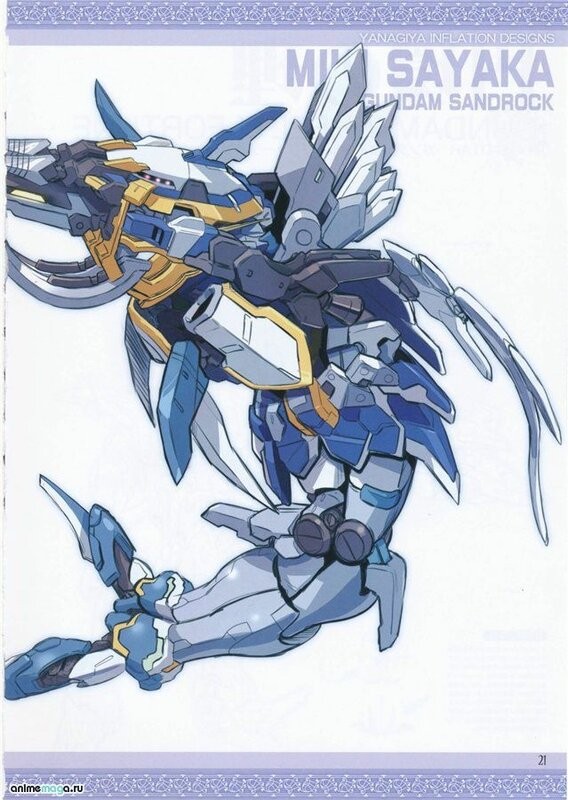 Девочка-волшебница Мадока Магика, Mahou Shoujo Madoka Magika, аниме зимы 2011, Кьюбэй, Гандам, Gundam, Yanagiya Inflation (Nijino Uirou) - G.W.M.M.