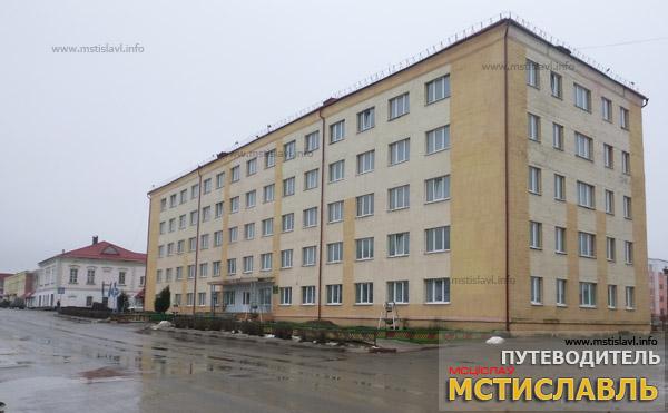 Общежитие УО «МГСПТК»