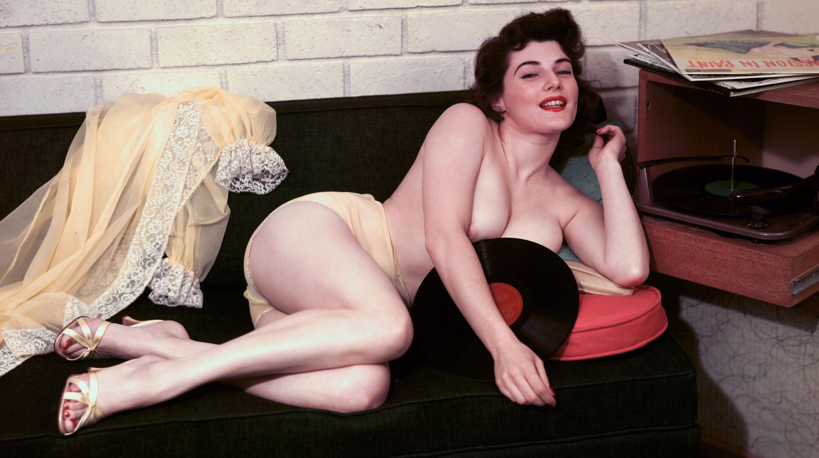 Playboy Playmate - Miss July 1957 | Jean Jani / Джин Джани