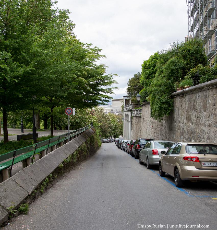 Путешествие по Швейцарии на машине