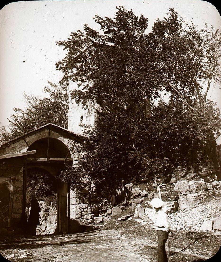 36. Монастырь Святых Давида и Константина