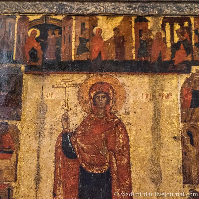 Икона «Великомученица Параскева Пятница»