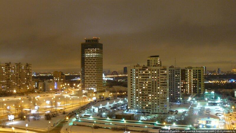 Москва не спит!