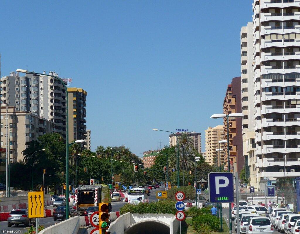 Прогулки по городу.