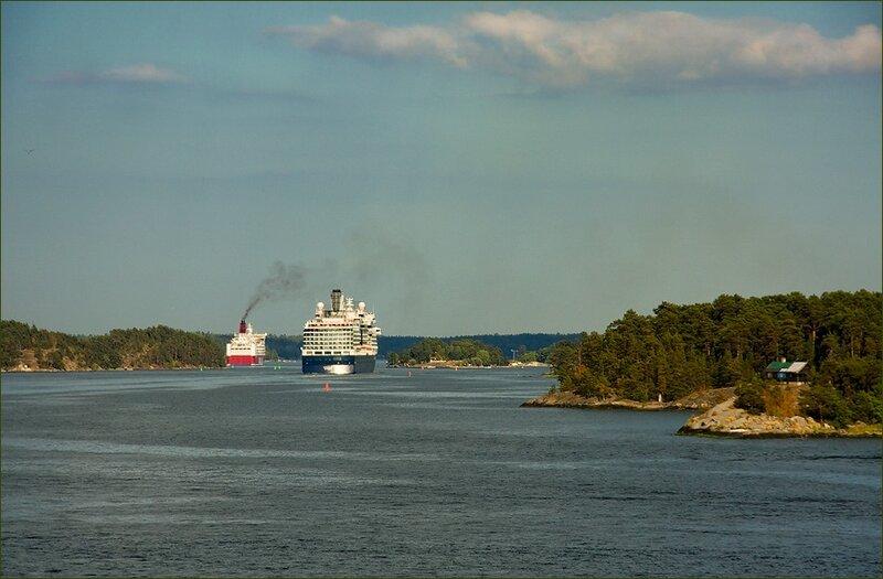 Навигация в Стокгольмском фьорде 140.jpg