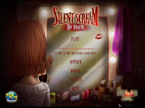 Download Silent Scream: The Dancer