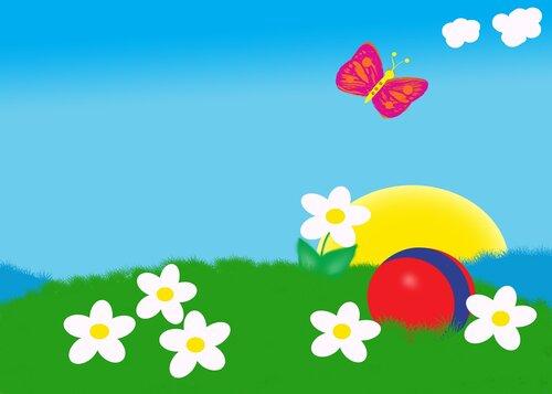 Картинки детские для презентаций скачать бесплатно