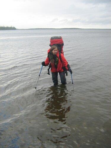 ходить по воде... 1