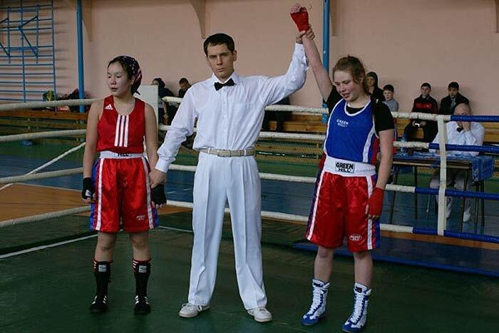 Чемпионат по боксу среди женщин