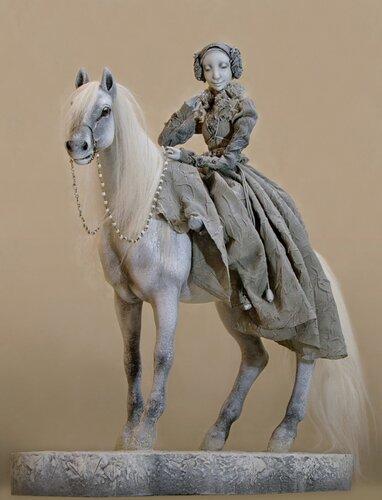 Лошадь+Дева в цвете.jpg