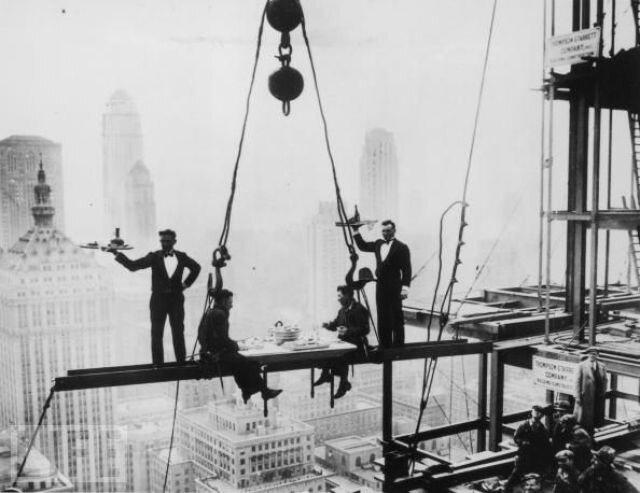 Waldorf-Astoria Hotel на Парк-авеню.