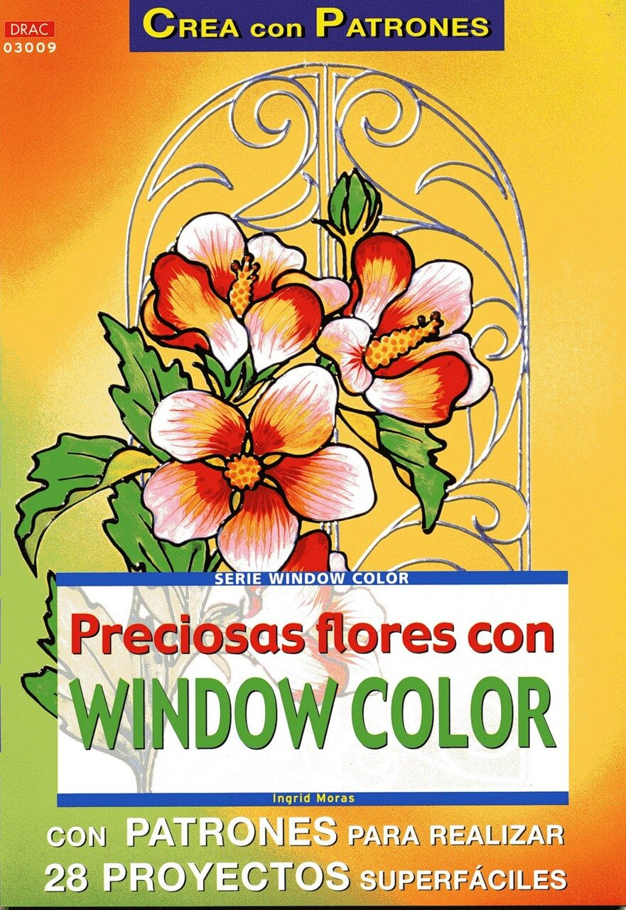 Preciosas Flores Con Window Color