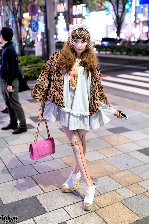 Мода в японии юбки