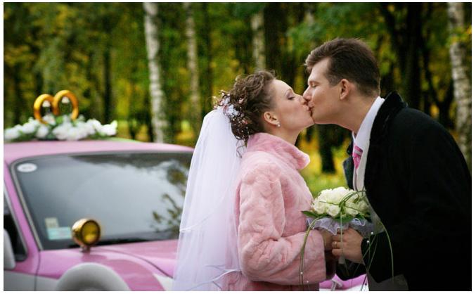 что делать на свадьбе? целоваться!