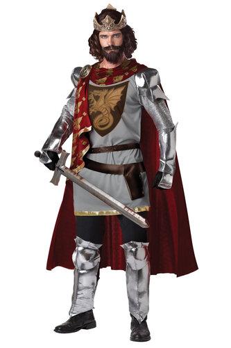 Мужской карнавальный костюм Король Артур