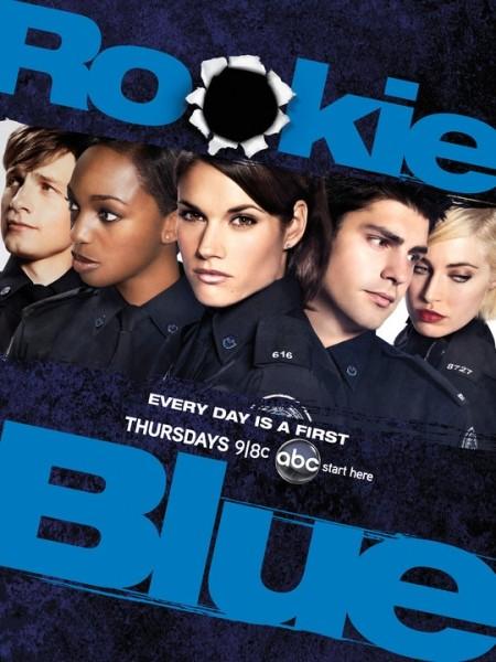 Копы-новобранцы / Rookie Blue (4 сезон/2013/WEBDLRip)