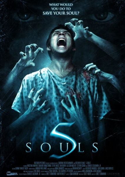 5 душ / 5 Souls (2013) WEB-DLRip + WEB-DL 720p
