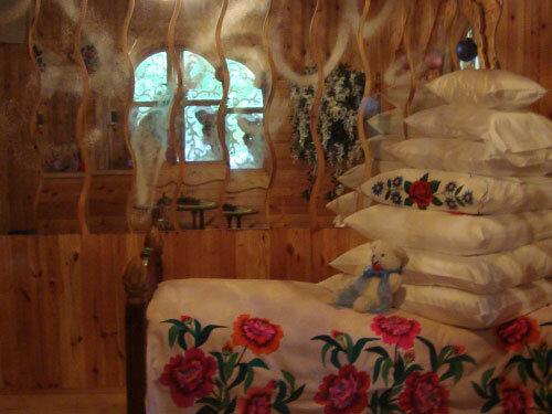 Отдых в Беларуссии: Беловежская пуща, покои Снегурочки