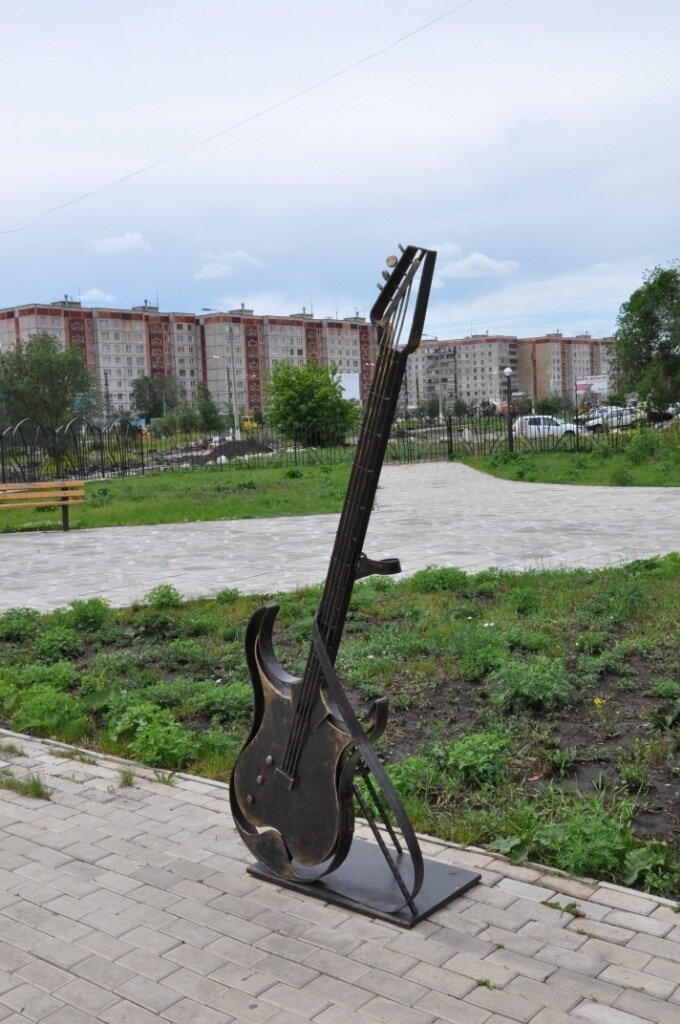 Бас-гитара (04.12.2013)
