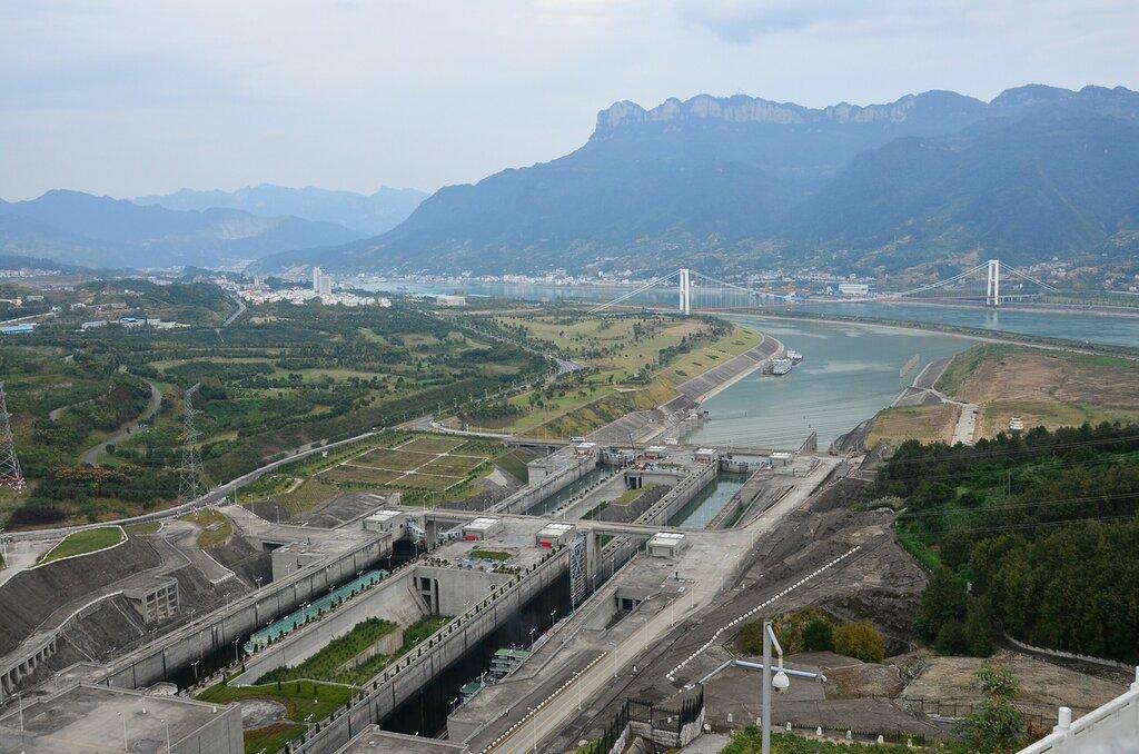 Самая большая в мире гидроэлектростанция