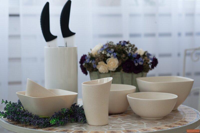 Бамбуковая посуда - MOULINvilla (Мулинвилла)