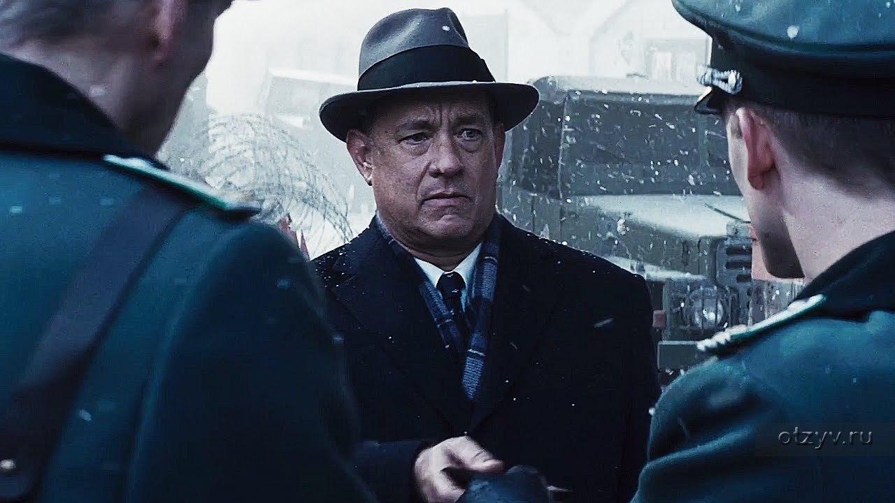Шпионский мост - Том Хенкс