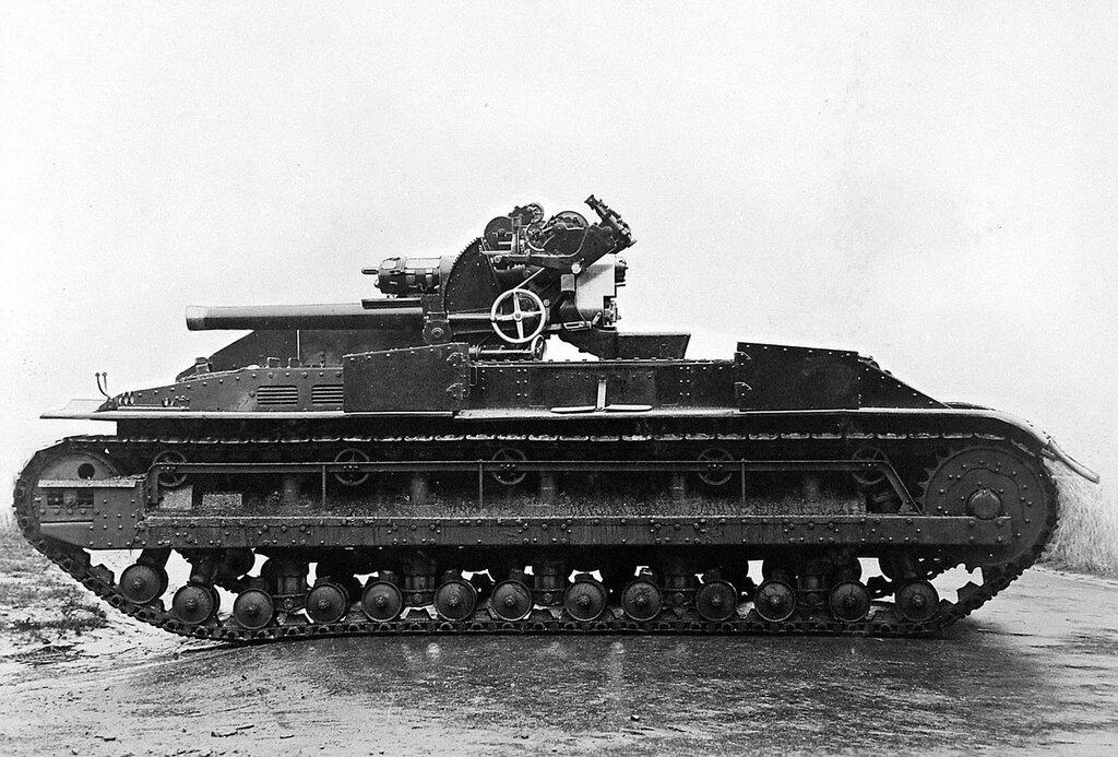 Birch Gun, 1925