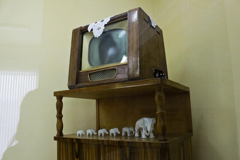Как в гости к бабушке съездила, краеведческий музей, Энгельс, 10 февраля 2012 года