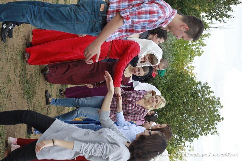 'Один день из жизни города на Волге', Саратов, парк Победы, 07 сентября 2013 года