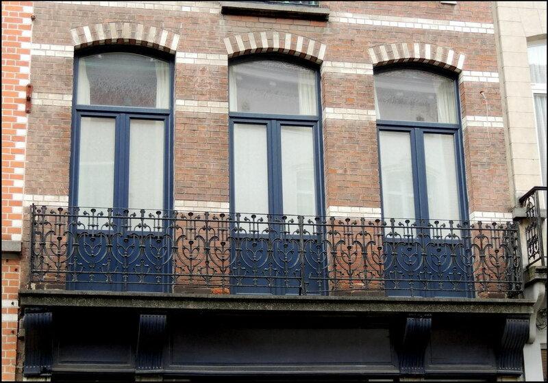 Bruxelles 6660 Ixelles - Rue Gray.JPG