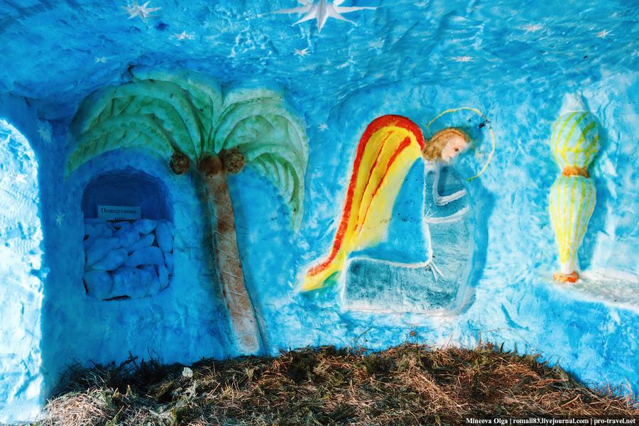 Тобольск на Рождество