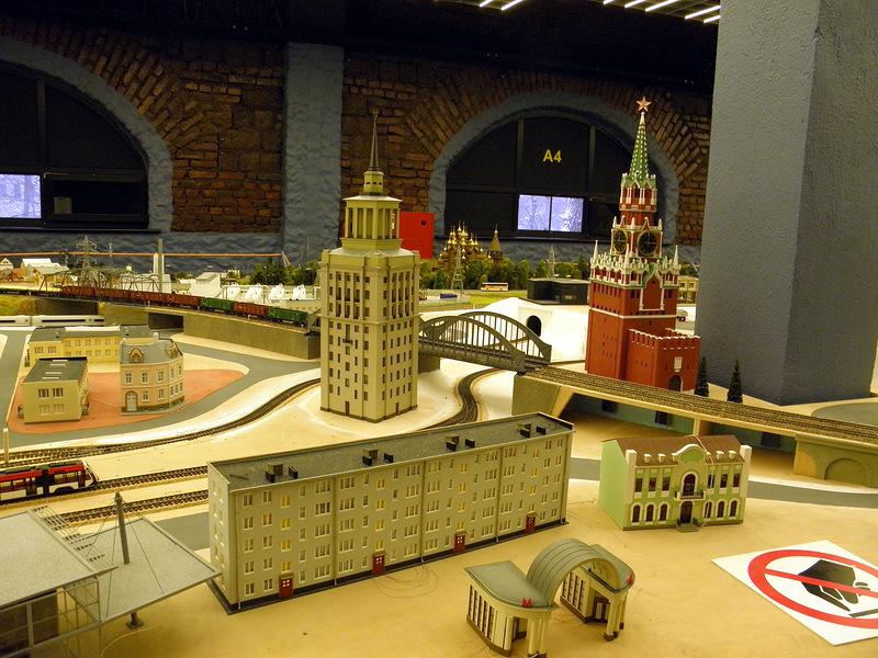 Санкт-Петербург. Гранд-макет Россия.