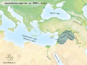 Арамейское царство
