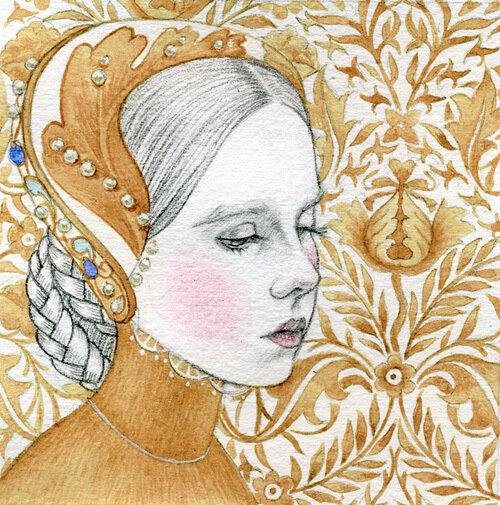 Художник-иллюстратор Мария Курбатова (Masha Kurbatova)