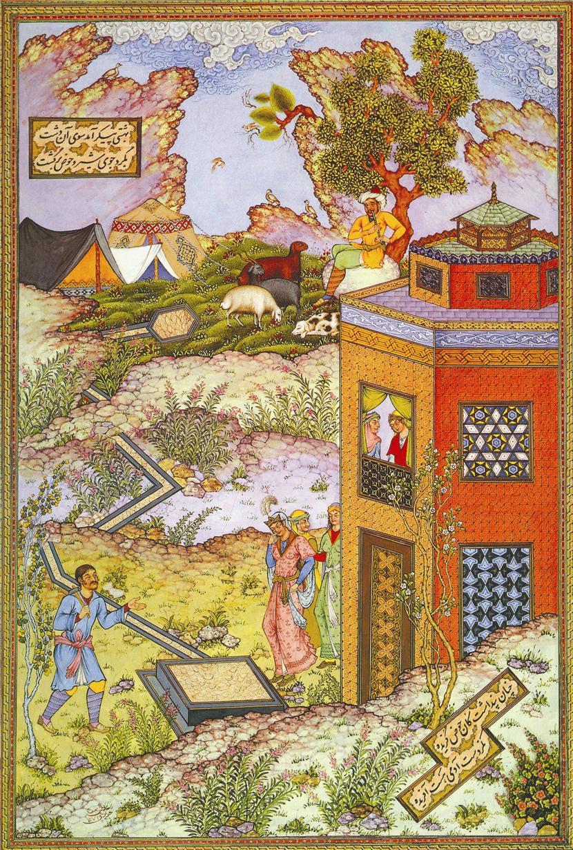некоторым иранская миниатюра картинки заговоры